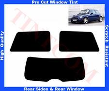 Pellicola Oscurante Vetri Auto Pre-Tagliata Mini Cooper 2001-2006 da 5%a50%