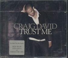 Craig David - Trust Me Cd Sigillato