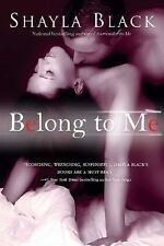 Belong to Me (A Wicked Lovers Novel)-ExLibrary
