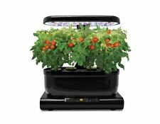 Indoor Growing Kit Miracle-Gro Herbs Vegetables Salads Flowers Soil Free NEW