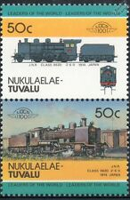 1914 JNR Class 8620 2-6-0 (Japanese National Railways) Train Stamps / LOCO 100