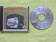 Joao Gilberto Desafinado (Bossa Nova) CD Album Jazz MINT