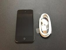 Apple iPod Touch 4th Generation Black (16 GB) Great Condition! [A8VG]