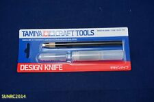Tamiya 74020 Design Knife w/Spare Blades - Craft Tools