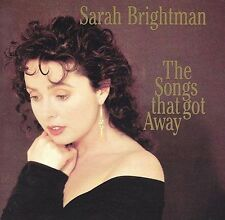 BRIGHTMAN SARAH-THE SONGS THAT GOT AWAY CD NEW