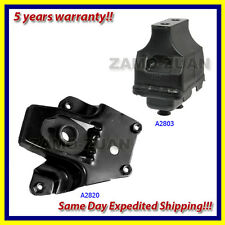 95-02 Cavalier/Sunfire 2.2/2.3/2.4L F/ R/ Bushing&Trans Mount Set 2PCS for Auto