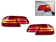 DEPO 2007-2010 BMW E92 2D Coupe LCI Amber LED Signal Rear Tail Lights M3 4PCs