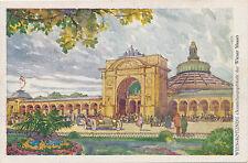 AK aus Wien-Rotunde, Austellungsgebäude der Wiener Messe    (C49)