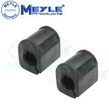2x Meyle Anti Roll Bar Bushes Front Axle Left & Right (Inner) No: 16-14 615 0007