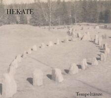 HEKATE Tempeltänze CD Digipack 2011 LTD.700
