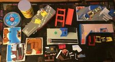 Huge Lot Of 1987-1989 Galoob Micro Machines Vehicles And Playsets Tank Plane Car