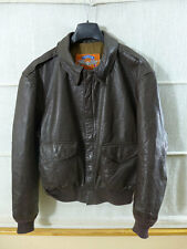 #z36 USAF Air Force Cooper a2 Flight Jacket aviador chaqueta a-2 pilotos chaqueta us48r