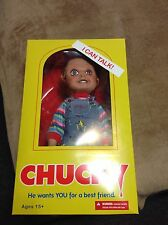 Sideshow Mezco Chucky Two Damaged And Regular