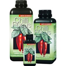 GROWTH TECHNOLOGY CHILLI FOCUS 1L fertilizzante peperoncino fertilizer