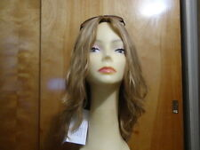 Malky Wig Sheitel European Multidirectional Wavy hair Wig dirty blonde 24/14/12