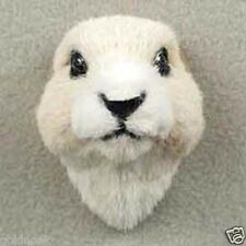 PRAIRIE DOG!-CUTE! Collect Fur Refrigerator Magnets (Handcrafted & Hand painted)