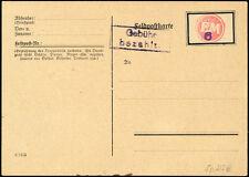 Dt. Lokal. Fredersdorf Nr. Sp 227 F IV  (1731800351)