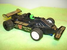 Scalextric Walter Wolf Racing F1 #20 1/32 slot car offered by MTH.