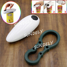 High quality Electric Automatic Cordless Can Jar Tin Opener Open Tool Handsfree