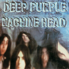 Deep Purple ‎– Machine Head (25th Anniversary Edition) Remastered - 2CD - NEW