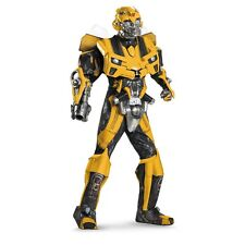 BUMBLEBEE Transformers Movie Theatrical Collectors Edition Adult 3D Costume New