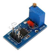 NE555 Adjustable Frequency Pulse Generator Module For Arduino Smart Car