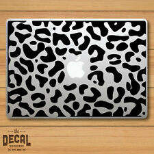 Apple Leopard Print Macbook Sticker / Macbook Decal / Cover / Skin