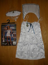NEW WOMENS 3PC SUPER SEXY ANCHORS AWAY SAILOR GIRL HALLOWEEN COSTUME SIZE XLARGE