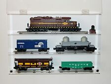 Collectors Showcase - Premium Display Case for Lionel Model Trains - S2MS