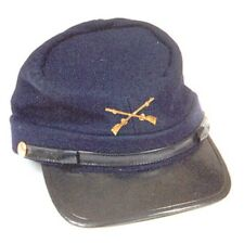 REPRODUCTION UNION WOOL CIVIL WAR CHILDRENS KEPI SIZE SMALL NEW