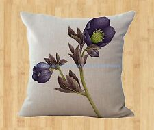 flower cushion cover replacement outdoor furniture cushions throw pillow case