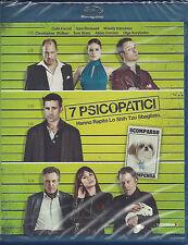 Blu-ray **7 PSICOPATICI ♦ HANNO RAPITO LO SHIH TZU SBAGLIATO** nuovo 2012