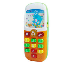 Kids Baby Musical Phone Educational Developmental Toy Sound Learning Toy Gift