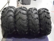 "28"" ITP MUD LITE XL ATV / UTV TIRES COMPLETE SET 4  ( 28x10-14 & 28x12-14 )"