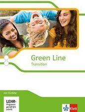 Green Line Transition Schülerbuch mit CD-ROM. Ausgabe für...