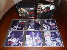 JIMMY REED The VEE DAY YEARS 6 CD BOX 1994 rare