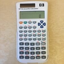 HP 10S Algebraic Scientific Calculator