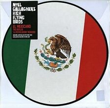 El  Mexicano: Reflex La Revolucion Remixes [Single] by Noel Gallagher's High...