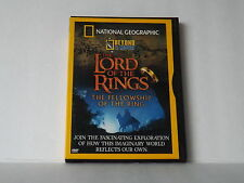 National Geographic - Beyond the Movie DVD: The Lord of the Rings: The Fellowshi