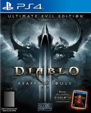 Diablo III -- Ultimate Evil Edition (Sony PlayStation 4, 2014)