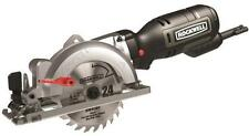"""NEW ROCKWELL RK3441K ELECTRIC 4 1/2"""" COMPACT CIRCULAR SAW KIT WITH BLADE 9924424"""