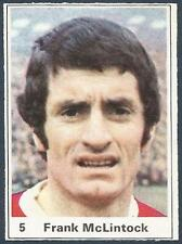 MARSHALL CAVENDISH TOP TEAMS 1971- #005-ARSENAL-FRANK McLINTOCK