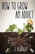 How to Grow an Addict by J. A. Wright (2015, Paperback)