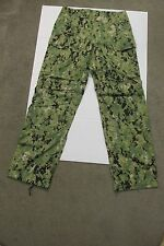 CRYE PRECISION AOR2 DIGITAL NAVY CUSTOM FIELD PANTS 34R SEAL DEVGRU SOCOM SF