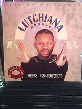 33t Lutchiana Mobulu Acte Naissance Tcha Mvt Sonodisc vg++ Lp Soukouss Afro