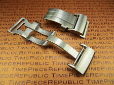 20mm BREITLING Buckle Deployment Clasp Swiss 316 L Stainless Brush 20 mm II