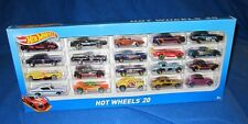 Hot Wheels 20 Piece Die-Cast Vehicles Gift Pack H7045 **NEW**
