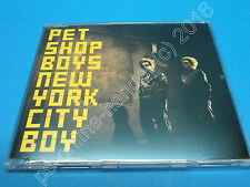 "5"" CD SINGLE PET SHOP BOYS-New York City Boy (i-356) 3 tracks EU 1999"