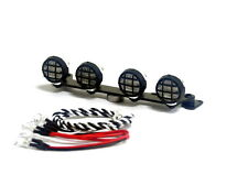 new  LED Light Bar (4-12mm Light) (6~7.2v) for TAMIYA,AXIAL,RC4WD Crawler car
