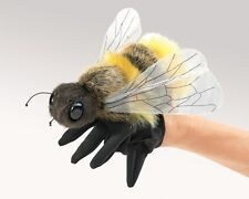 HONEY BEE Glove Puppet # 3028 ~ FREE SHIPPING in USA ~ Folkmanis Puppets